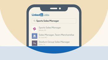 LinkedIn TV Spot, 'Work in Sales?'