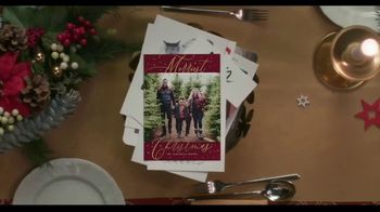 Shutterfly TV Spot, 'Anything Flys Holiday Cards: 50 Percent Off'