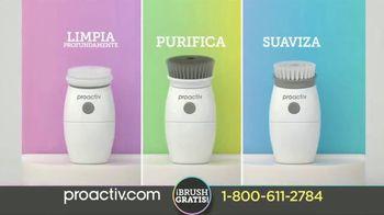 ProactivMD TV Spot, 'New Triple Brush Focus (30s Sp - H2s)' [Spanish] - Thumbnail 7