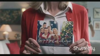 Shutterfly TV Spot, 'Anything Flys Holiday Family: 50 Percent Off' - Thumbnail 1