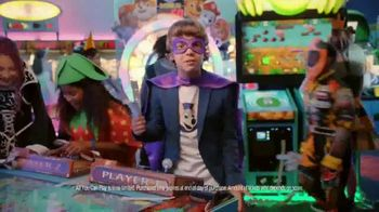 Chuck E. Cheese All You Can Play TV Spot, '50 Free Tickets' - Thumbnail 5
