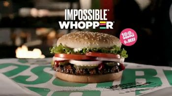 Burger King Impossible Whopper TV Spot, 'No Beef'