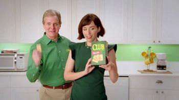 Keebler Club Crackers TV Spot, 'Prepare Less and Enjoy More'