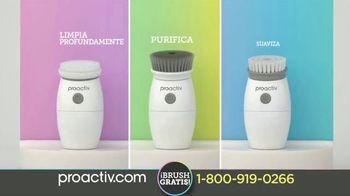 ProactivMD TV Spot. 'New Triple Brush Focus (60s Sp - J2s)' [Spanish] - Thumbnail 7