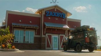 Zaxby's Southwest Chipotle Fillet Sandwich TV Spot, 'Adventure' Featuring Rhys Darby - Thumbnail 3