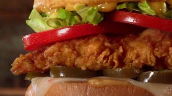 Zaxby's Southwest Chipotle Fillet Sandwich TV Spot, 'Adventure' Featuring Rhys Darby - Thumbnail 6
