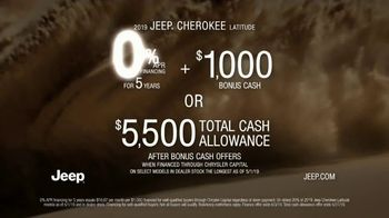 Jeep Memorial Day Sales Event TV Spot, 'This Is the Legend' Song by The Kills [T2] - Thumbnail 8