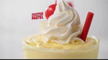Sonic Drive-In Cake Batter Shakes TV Spot, 'Mezcla del pastel' [Spanish] - Thumbnail 6