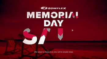 Bowflex Memorial Day Sale TV Spot, 'Summer Fit'
