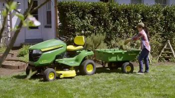 John Deere TV Spot, 'HGTV: Backyard Party Destination' - Thumbnail 2