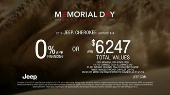 Jeep Memorial Day Sales Event TV Spot, 'In the Presence' Featuring Tony Hawk, Song by SUR [T2] - Thumbnail 7