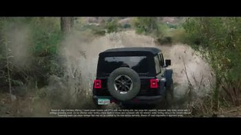Jeep Memorial Day Sales Event TV Spot, 'In the Presence' Featuring Tony Hawk, Song by SUR [T2] - Thumbnail 4