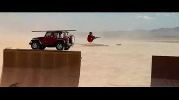 Jeep Memorial Day Sales Event TV Spot, 'In the Presence' Featuring Tony Hawk, Song by SUR [T2] - Thumbnail 5