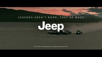 Jeep Memorial Day Sales Event TV Spot, 'In the Presence' Featuring Tony Hawk, Song by SUR [T2] - Thumbnail 6