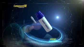 Compound W Nitrofreeze TV Spot, 'Penetrates Deeper'