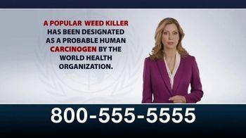 Onder Law Firm TV Spot, 'Popular Weed Killer' - Thumbnail 2