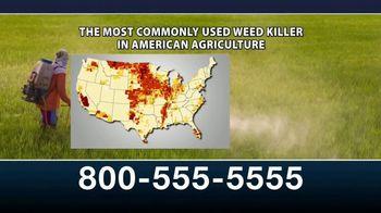 Onder Law Firm TV Spot, 'Popular Weed Killer'
