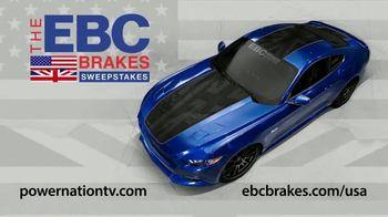 EBC Brakes Sweepstakes TV Spot, 'Mustang GT' - Thumbnail 7
