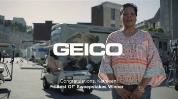 GEICO TV Spot, 'Meet the Best of GEICO Winner' Song by Alonzo Vasquez - Thumbnail 10