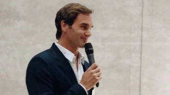 Rolex TV Spot, 'Perpetual Excellence' Featuring Roger Federer - Thumbnail 4