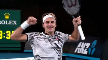Rolex TV Spot, 'Perpetual Excellence' Featuring Roger Federer - Thumbnail 5