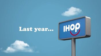 IHOP TV Spot, 'IHOb: We Heard You' - Thumbnail 1