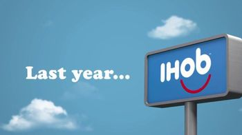 IHOP TV Spot, 'IHOb: We Heard You'
