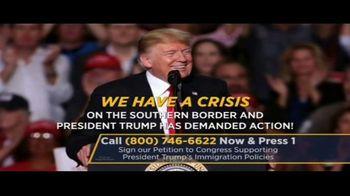 Great America PAC TV Spot, 'Secure the Borders' - Thumbnail 6
