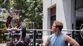 America's Best Contacts and Eyeglasses Military Appreciation Month TV Spot, 'Workout'
