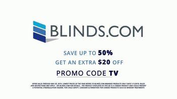 Blinds.com TV Spot, 'Custom Blinds: 50 Percent' - Thumbnail 6