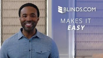 Blinds.com TV Spot, 'Custom Blinds: 50 Percent'