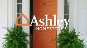 Ashley HomeStore Memorial Day Sale TV Spot, 'Hot Summer Deals' Song by Midnight Riot - Thumbnail 1