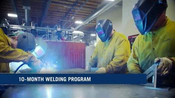 Charter College TV Spot, 'Welding Program: Spark Your Interest' - Thumbnail 3