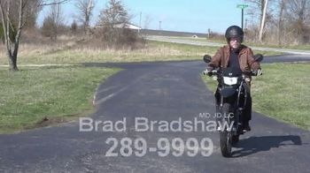 Brad Bradshaw TV Spot, 'Riding Motorcycles' - Thumbnail 8