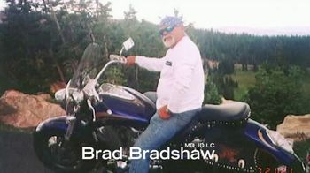Brad Bradshaw TV Spot, 'Riding Motorcycles'