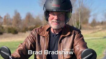 Brad Bradshaw TV Spot, 'Riding Motorcycles' - Thumbnail 5