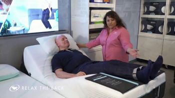 Relax the Back TV Spot, 'Feel More Comfortable'