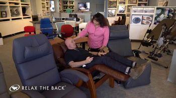 Relax the Back TV Spot, 'Feel More Comfortable' - Thumbnail 7