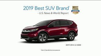 2019 Honda CR-V TV Spot, 'Random Acts of Helpfulness: Little League, Big Park' [T2] - Thumbnail 8