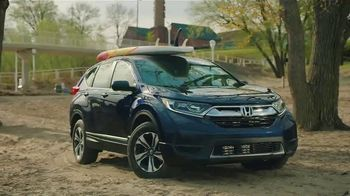 Honda Memorial Day Sales Event TV Spot, 'Life Is Better: Finding Your Beach' [T2]