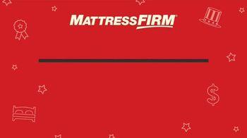 Mattress Firm Memorial Day Sale TV Spot, 'Time is Running Out' - Thumbnail 1