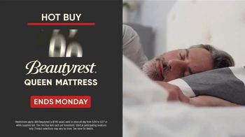 Mattress Firm Memorial Day Sale TV Spot, 'Time is Running Out' - Thumbnail 3