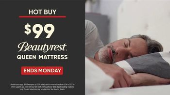 Mattress Firm Memorial Day Sale TV Spot, 'Time is Running Out' - Thumbnail 4