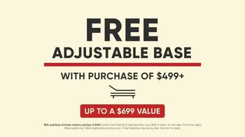 Mattress Firm Memorial Day Sale TV Spot, 'Free Adjustable Base' - Thumbnail 3