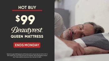 Mattress Firm Memorial Day Sale TV Spot, 'Free Adjustable Base' - Thumbnail 4