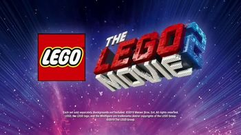 LEGO Movie 2 Play Sets TV Spot, 'Disney Channel: Fun Is a Snap' - Thumbnail 9