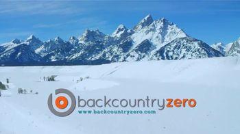 Backcountry Zero TV Spot, 'Reduce Fatalaties to Zero' - Thumbnail 2