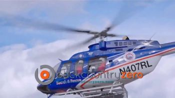 Backcountry Zero TV Spot, 'Reduce Fatalaties to Zero' - Thumbnail 4