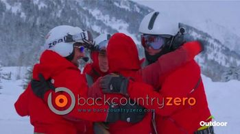 Backcountry Zero TV Spot, 'Reduce Fatalaties to Zero' - Thumbnail 8