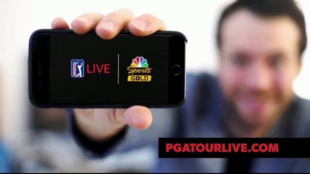 nbc sports gold tv commercial   u0026 39 pga tour live  season pass